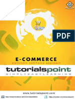 e Commerce Tutorial