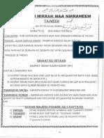 Tajweed Quran Learning