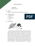 Unit 10 - Cara Mengukur Transistor