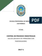 Lab 03 - Problemas