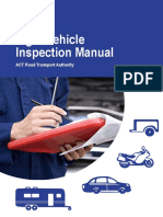 Light Vehicle Inspection Manual