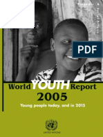 World Youth Report 2005 (UN).pdf