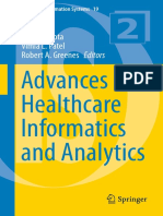 (Annals of Information Systems 19) Ashish Gupta, Vimla L. Patel, Robert a. Greenes (Eds.)-Advances in Healthcare Informatics and Analytics-Springer International Publishing (2016)