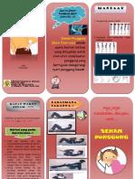 Leaflet Senam LBP