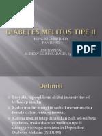 Diabetes Melitus Tipe II Ipd 2