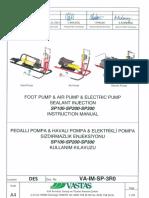 Manual Book Pump Lubricant