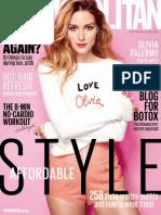 Cosmopolitan Australia June 2017