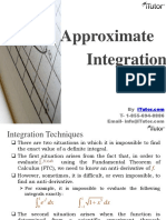 approximateintegration-130825235246-phpapp02