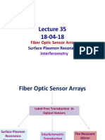 Jsl_Lecture 35-18-04-18_Optical Fiber Arrays and Refractive Index Measurements