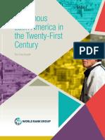Indigenous latin america XXI century
