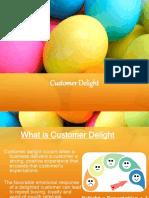 customer delight-