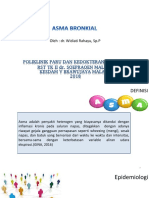 Review Fix Asma