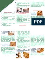 Leaflet Pijatan Bayi