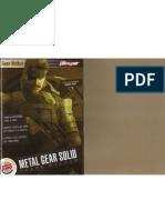 Guia Metal Gear Solid Peace Walker
