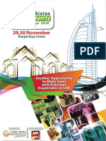 sialkot property expo Brochure Design