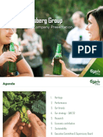 Carlsberg Group Company Presentation