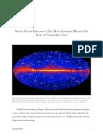 NASA's Fermi Discovers the Most Extreme Blazars Yet