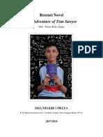 Sinopsis novel tom sawyer