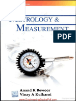 Metrology and Measurment by Vinay Kulkarni