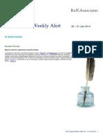 Ro Tax Legal Weekly Alert 28 31 Iulie 2014