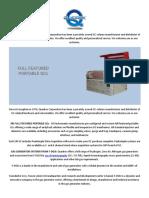 GC Column Manufacturer and Distributor