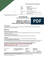 7SJ602 Sales Release