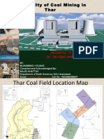 Thar Coal as Alternate Source of Energy