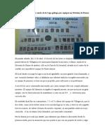 Crónica de La Onceava Ronda de La Liga Gallega Por Equipos en División de Honor