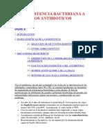 Bacterias Mecanismo