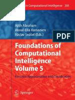 2009 - Abraham Et Al. - Foundations of Computational Intelligence