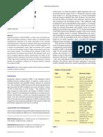 Pathophysiology of RDS