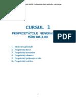 CURSUL 1_Proprietatile Generale Ale Marfurilor