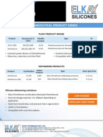 Elkay Silicones Pharmaceutical Products