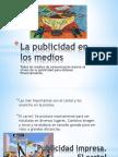 La Publicidad en Los Medios