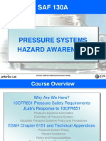Pressure System Awareness Training_Revised 2013