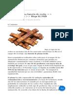El Plomo de Una Batería de Coche Ecolaboratorio Blogs EL PAÍS