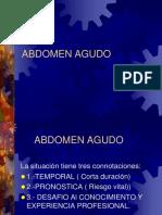 Abdomen Medico
