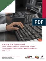 Pilot Implementation Manual for PMM v.4.9 (ID)