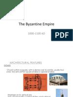The Byzantine Architecture