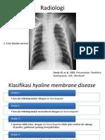 Radiologi hmd