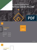 Capital Budgeting DCF