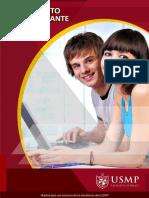 Reglamento Del Estudiante Virtual Marzo - 2017