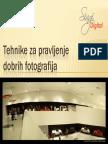 04. SingiDigital - Tehnike Za Pravljenje Dobrih Fotografija