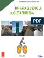 Plan Director Para El Uso de La Bicicleta en Murcia
