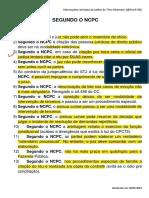segundo o NCPC.pdf