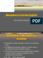 Metaphors in Translation