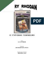 P-075 - O Universo Vermelho - K. H. Scheer
