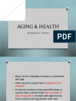 Aging & Health