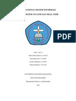 Audit Sistem Online Dan Real Time