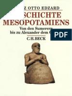 [Dietz Otto Edzard] Geschichte Mesopotamiens Von (Book4you.org)